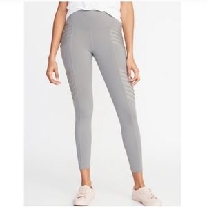 NWT High Rise Moto Leggings